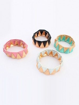 Occident Trendy Stylish Retro Elasticity Bracelet