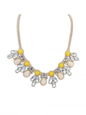 Occident Fresh Allgleiches stilvolles exquisites Collier
