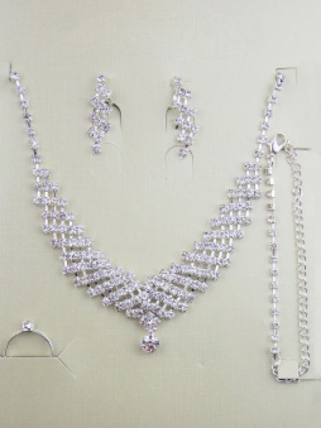 Necklaces Earrings Set TDRESS27